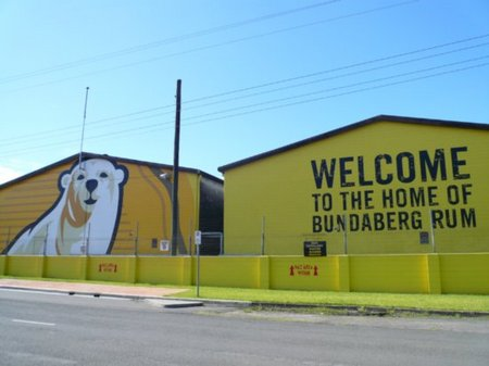 Bundaberg Distillery Tour