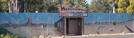 Mystery Craters - Accommodation QLD