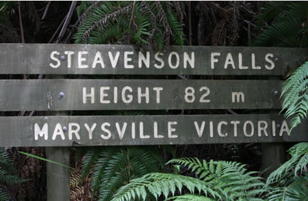 Stevensons Falls - Accommodation QLD