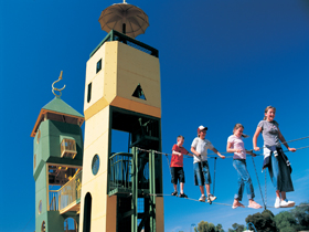 Monash Adventure Park - Accommodation QLD
