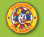 Pipeworks Fun Market - Accommodation QLD