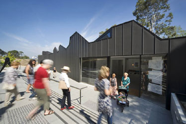 Heide Museum of Modern Art - Accommodation QLD