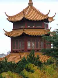 Chinese Garden of Friendship - Accommodation QLD