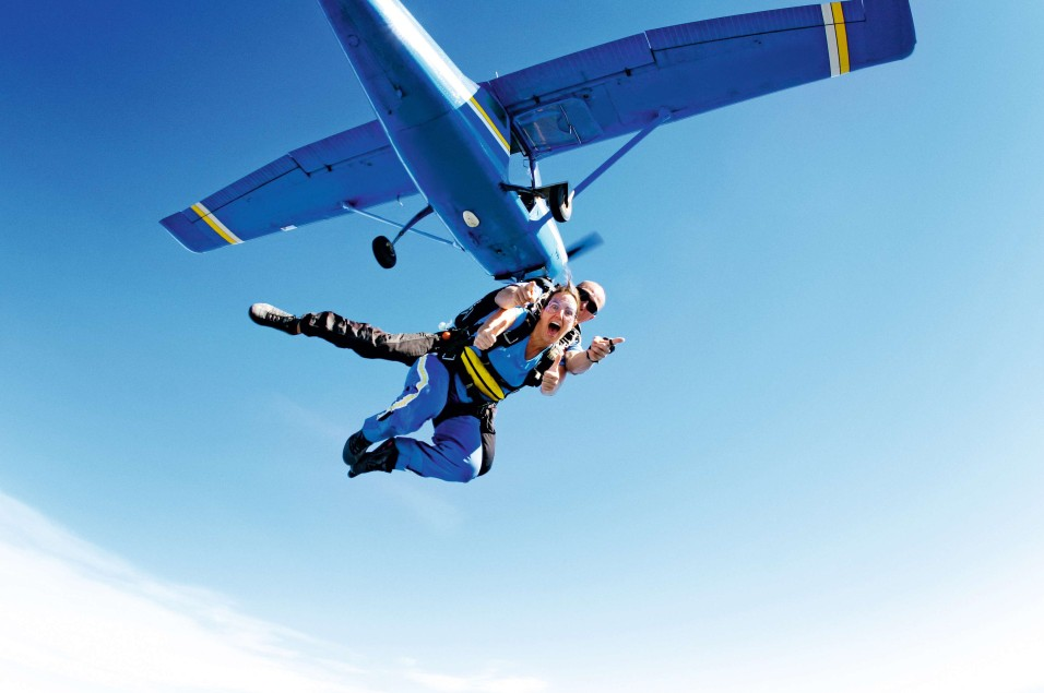 Skydive the Beach and Beyond Yarra Valley - Accommodation QLD