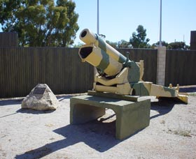 Military Museum Merredin - Accommodation QLD