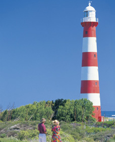 Point Moore Lighthouse - Accommodation QLD