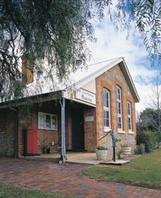 Narrogin Old Courthouse Museum - Accommodation QLD