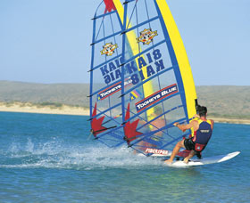 Windsurfing and Surfing - Accommodation QLD