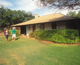 Russ Cottage - Accommodation QLD