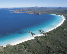 Lucky Bay - Accommodation QLD