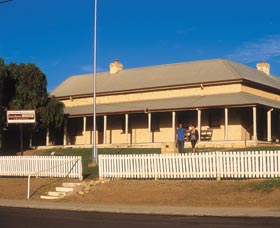 Irwin District Museum - Accommodation QLD