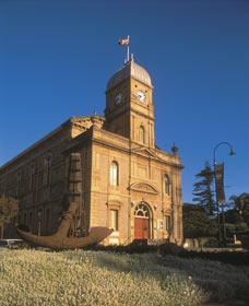 The Albany Town Hall - Accommodation QLD