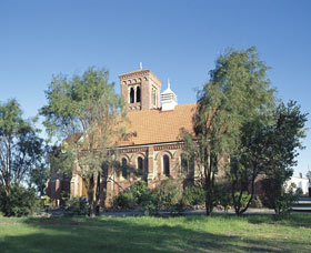All Saints Church Collie - Accommodation QLD