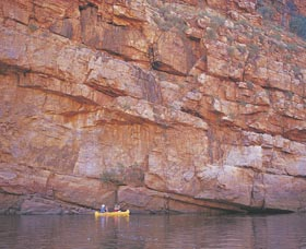 Dimond Gorge - Accommodation QLD