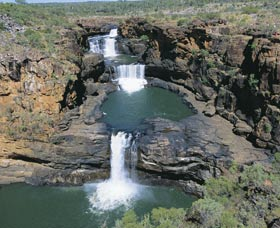 Mitchell River National Park - Accommodation QLD