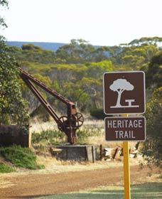 Hopetoun Ravensthorpe Railway Heritage Walk Trail - Accommodation QLD