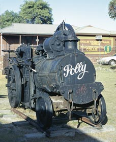 Steam Locomotive Museum - Accommodation QLD