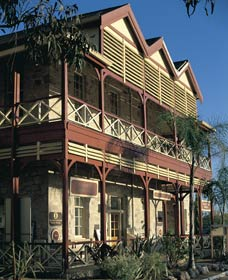 Bill Sewell Complex - Accommodation QLD