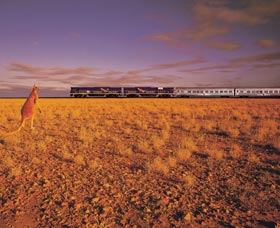 Nullarbor Plain - Accommodation QLD