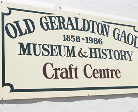 Old Geraldton Gaol Craft Centre - Accommodation QLD