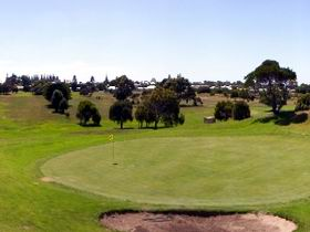 Robe Golf Club - Accommodation QLD