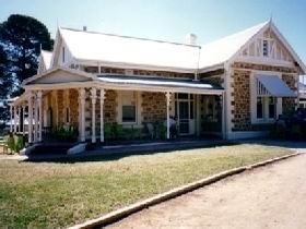 The Pines Loxton Historic House and Garden - Accommodation QLD