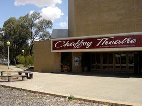 Chaffey Theatre - Accommodation QLD
