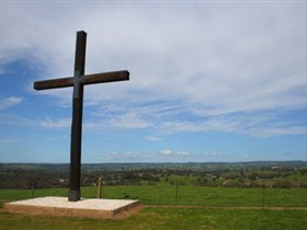 Eden Valley Lookout - Accommodation QLD