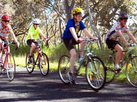 Penola Cycling Trails - Accommodation QLD