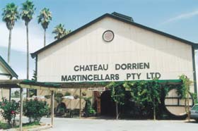 Chateau Dorrien Winery - Accommodation QLD
