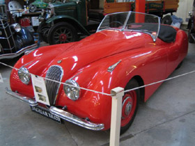 Goolwa Motor Museum - Accommodation QLD