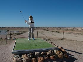 Coober Pedy Opal Fields Golf Club