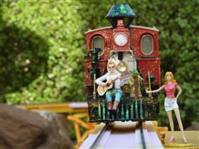 Penola Fantasy Model Railway and Rose's Tearoom - Accommodation QLD
