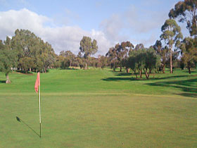 Regency Park Golf Course - Accommodation QLD