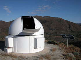 Arkaroola Astronomical Observatory - Accommodation QLD