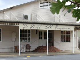 Drill Hall Emporium - The - Accommodation QLD