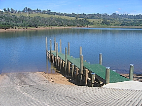 Trevallyn Dam - Accommodation QLD