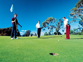 Richmond Golf Club - Accommodation QLD