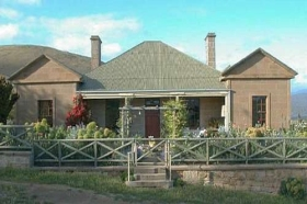 Prospect Villa and Garden - Accommodation QLD