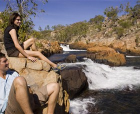 Crystal Falls - Accommodation QLD
