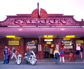 Bojangles Saloon and Dining Room - Accommodation QLD
