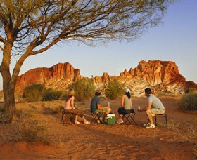 Rainbow Valley Conservation Reserve - Accommodation QLD