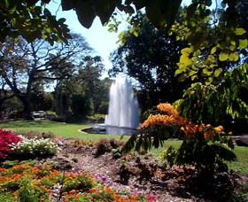 George Brown Darwin Botanic Gardens - Accommodation QLD