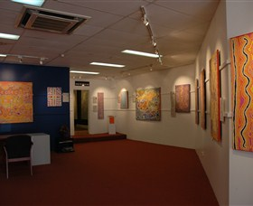 Mason Gallery - Accommodation QLD