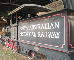 Pine Creek Railway Precinct
