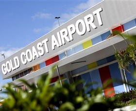 Gold Coast Airport - Accommodation QLD
