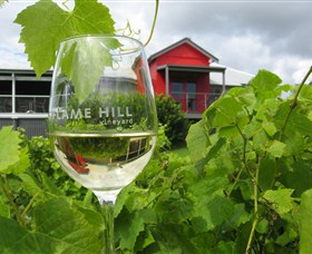 Flame Hill Vineyard - Accommodation QLD