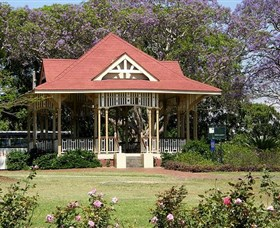 Gympie Memorial Park - Accommodation QLD