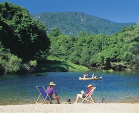 Goldsborough Valley Wooroonooran National Park - Accommodation QLD