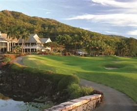 Paradise Palms Golf Course - Accommodation QLD